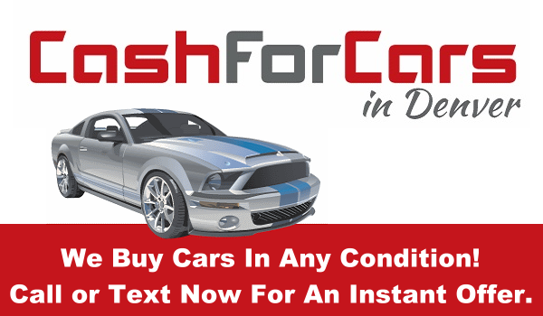 Cash For Cars Denver